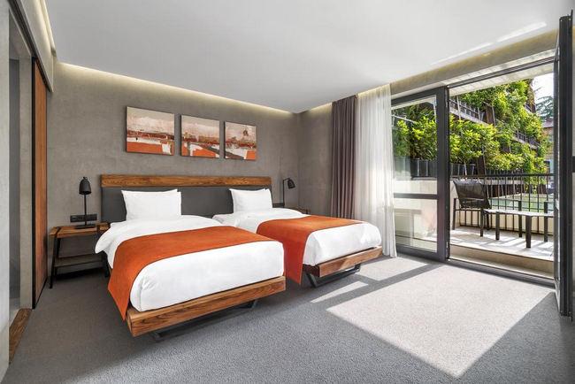 إطلالات فنادق تبليسي خمس نجوم الرائعة
