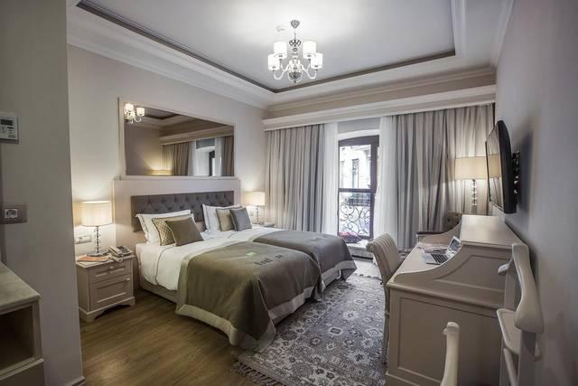 فندق بوتيك 19 من افضل فنادق باكو وسط المدينة المُناسبة لفئات عديدة فهو يضم خدمات ومرافق مُتنوعة