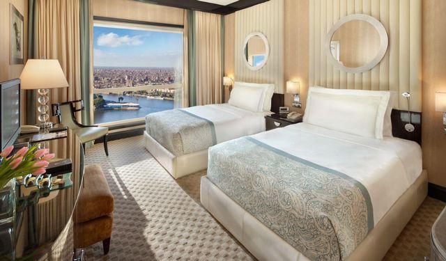 افضل الفنادق في القاهره 5 نجوم المُطلة على النيل