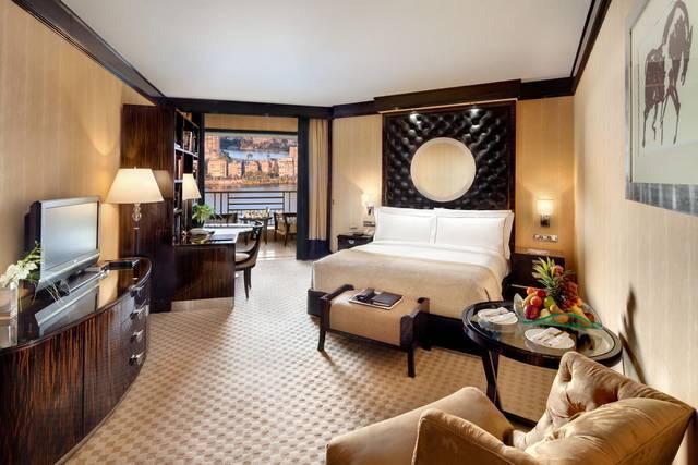 تُعد الفنادق فئة 5 نجوم من افضل فنادق القاهرة على النيل
