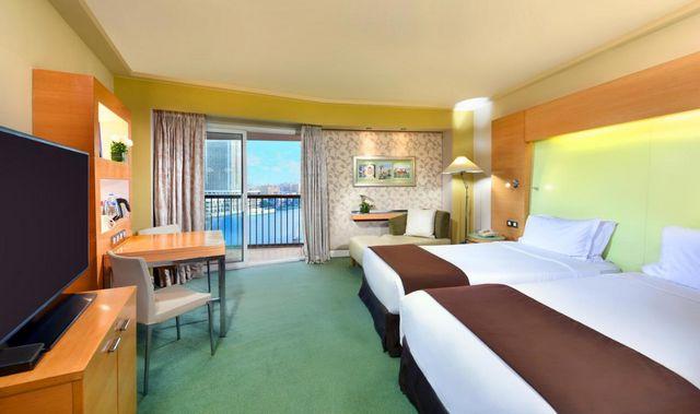 تتميز افضل الفنادق في القاهرة للشباب بتوفير غرف عائلية فسيحة
