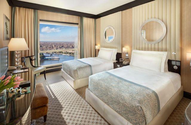 تتميز افضل فنادق شبابيه بالقاهرة بتوفير غرف بديكورات عصرية