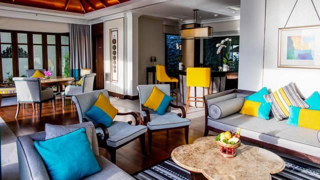 يتميّز منتجع إنتركونتيننتال باتايا بموقع مُميّز بين افضل فنادق بتايا على البحر