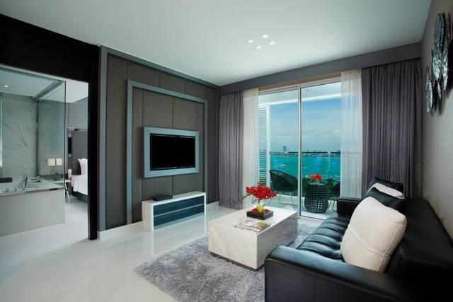 مساكن أماري باتايا من الفنادق المُناسبة للعوائل بين افضل فنادق بتايا على البحر