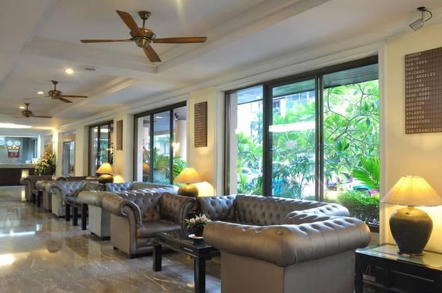 فندق بيفرلي باتايا من افضل فنادق بتايا على البحر التي تتميز بإطلالات خلابة