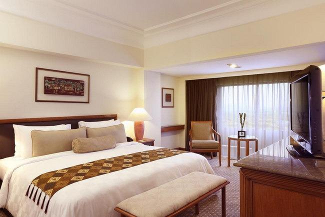 أرقى ديكورات وأروع مفروشات في فنادق خمس نجوم في جاكرتا
