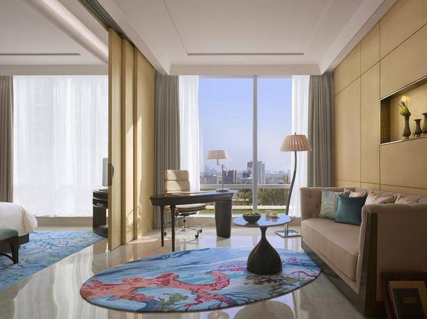 منطقة جلوس جميلة ومُريحة في فنادق خمس نجوم في جاكرتا