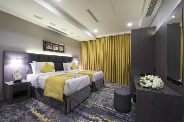 افضل الشقق الفندقيه في جده حسب تقييمات الزوّار العرب لمستوى الخدمات المُقدّمة