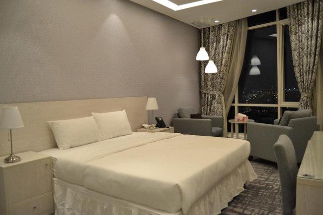 غُرف بسيطة ومُريحة في شقق فندقية الكويت