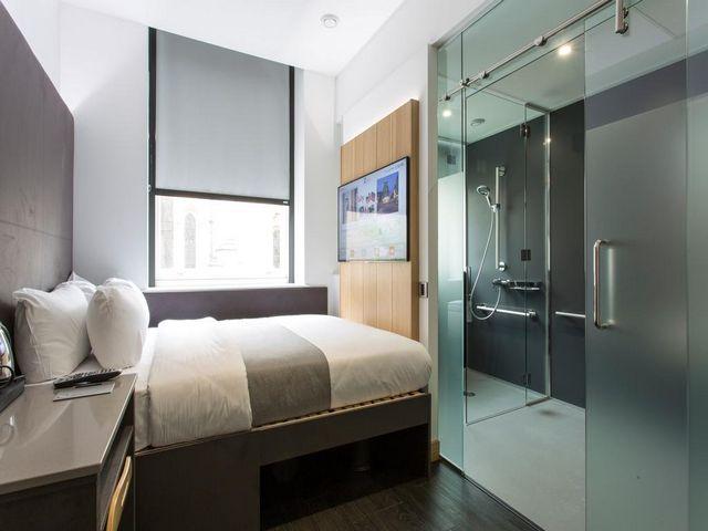 فندق ذا زد يُعد افضل فندق في لندن من ناحية الموقع