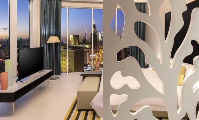 فريزر سويتس الرياض أحد اسماء فنادق الرياض العليا البارزة واللامعة في مجال توفير وحدات الخدمة الذاتية