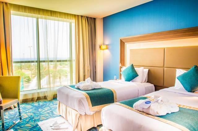 يتميز فندق نوفوتيل بضمه لخدمات مُتميّزة جعلته افضل الفنادق للعرسان