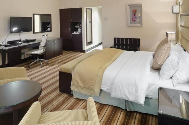 فندق كراون بلازا جدة من الخيارات المُناسبة بين افضل فنادق جدة خمس نجوم الفاخرة