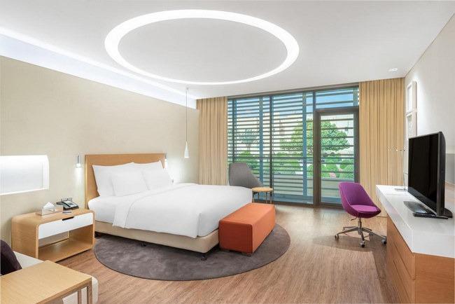فنادق حي السفارات الرياض تتضمن غُرف عصرية وأنيقة
