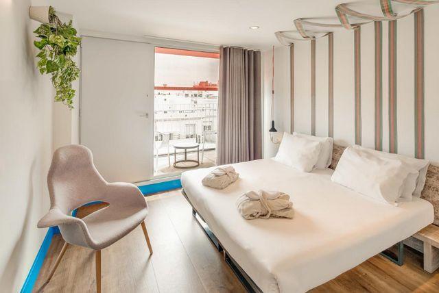 ارخص فنادق برشلونه تضم غرف عائلية فسيحة