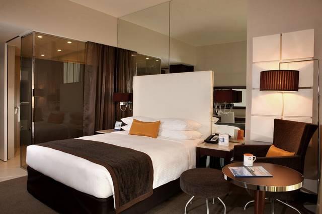 يتميّز فندق سنترو كابيتال ابوظبي بموقع مُميّز بين ارخص فنادق ابوظبي الراقية