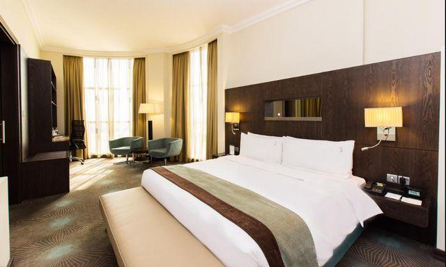 افضل فنادق ابوظبي الحاصلة على تقييمات مُرتفعة من الزوّار العرب