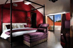 غُرف رومانسية في افضل فنادق فينيسيا لشهر العسل