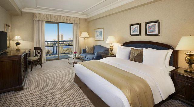 فنادق الزمالك خمس نجوم تضم غرف عائلية راقية