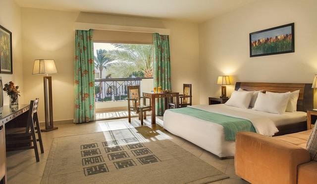 فندق اكسبيرنس سانت جورج يُعد فندق الهضبة شرم الشيخ الأنسب للعائلات.