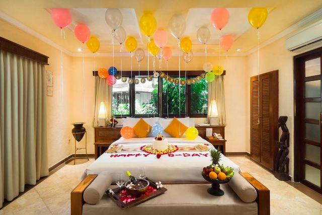 فندق فيلا لومبونغ واحد من قائمة افضل مكان للسكن في بالي للعرسان
