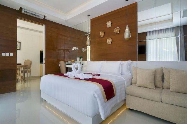 فيلات أستانا سيمينياك واحدة من قائمة افضل مكان للسكن في بالي للعرسان