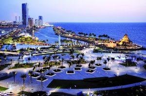 قائمة أفخم فنادق مطله على البحر جده