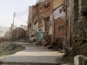 منطقة فنادق شعب عامر مكة المكرمة قديما