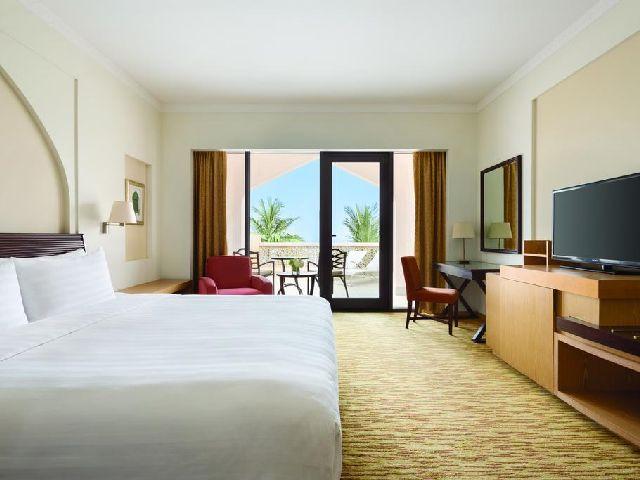 فندق منتجع وسبا شانغريلا بر الجصة من اجمل منتجعات مسقط الخمس نجوم