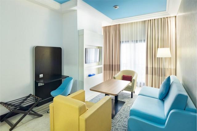 يضم فندق بارك إن باي راديسون، مكة النسيم مناطق جلوس رائعة