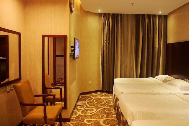 من ارخص فنادق مكه في رمضان فندق الارض المتميزة
