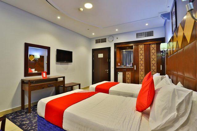 رغم كونه من ارخص فنادق مكة في رمضان إلا أن القيمة تفوق السعر بخدمات مميزة واقامة عصرية