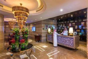 افضل فنادق على طريق الشيخ جابر بالرياض الواقعة قرب مطار الملك خالد الدولي