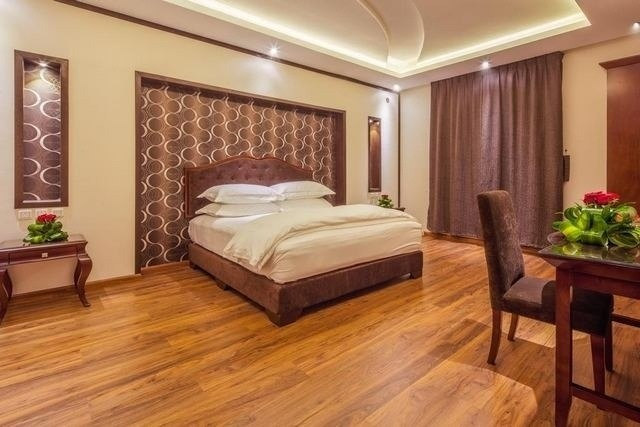 فنادق شارع الشيخ جابر بالرياض توفر كافة مرافق الإقامة الفاخرة لنزلائها.