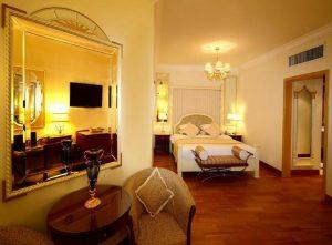 يتسم فندق اوبروي المدينة المنورة بتقديمه خدمات ومرافق راقية