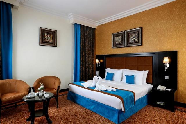 خيار مميز عند حجز فنادق الشارقة يوفر مرافق متنوعة للعناية بالصحة وعدد من الخدمات