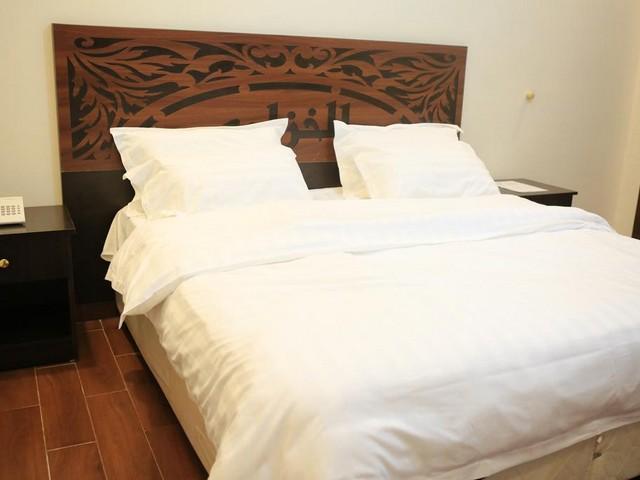 تعتبر تجهيزات الغرف في منتجعات الخزامى الطائف مُريحة وممتازة