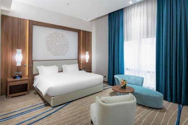 يُعد راديسون بلو جدة السلام واحد من افخم فنادق حي السلامة جدة