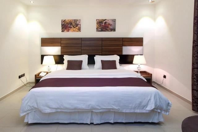 إحدى غُرف فنادق حي السلامة جدة التي تتميّز بوجود شقق فندقيه راقية