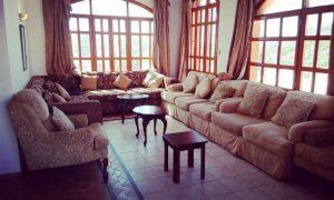 شاليهات الشفا توفر غرف عائلية مع مستوى خدمة جيد وإطلالة رائعة