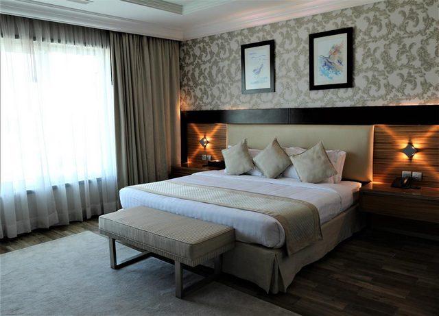 الروضة للأجنحة الفندقية اسم عريق في مجموعة شقق مفروشة حي الفيصلية جدة