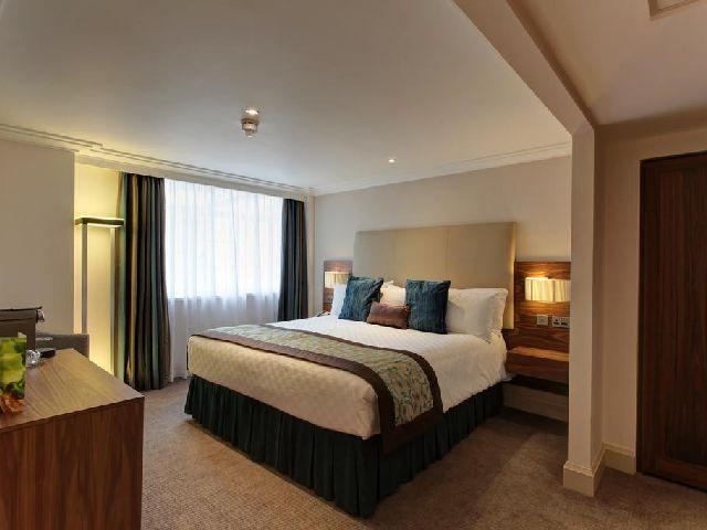 فندق ماربل ارش لندن أحد فنادق سلسلة فندق امبا لندن