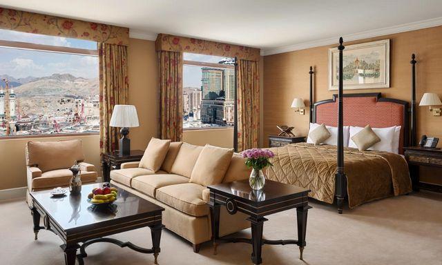 فندق انجم مكة المكرمة هو افضل فنادق مكة موقعًا وخدمةً