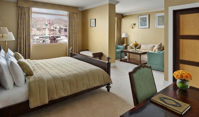 فندق انجم مكة هو الخيار الأفضل لمن أراد السكن بالقرب من الحرم