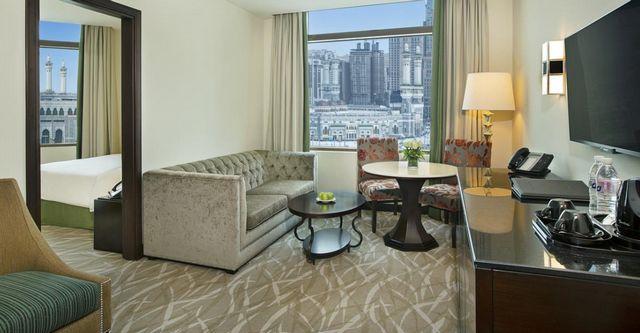 أسعار حجز فندق انجم مكة المكرمة في مُختلف المواسم