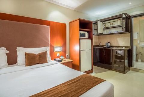 من أفضل شقق فندقيه العليا بالرياض تقدم مرافق جيدة بأسعار معقولة
