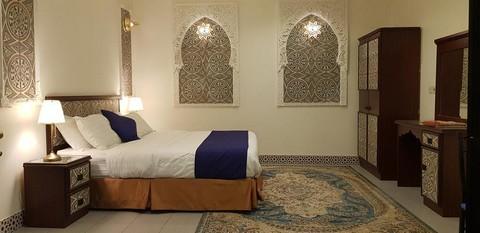 من أفضل شقق فندقية في الرياض العليا توفر غرف واسعة بتصميم راق
