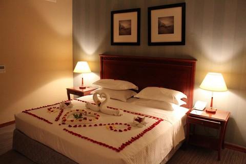 من أفضل شقق فندقية الرياض العليا التي توفر غرف عائلية ومرافق متنوعة