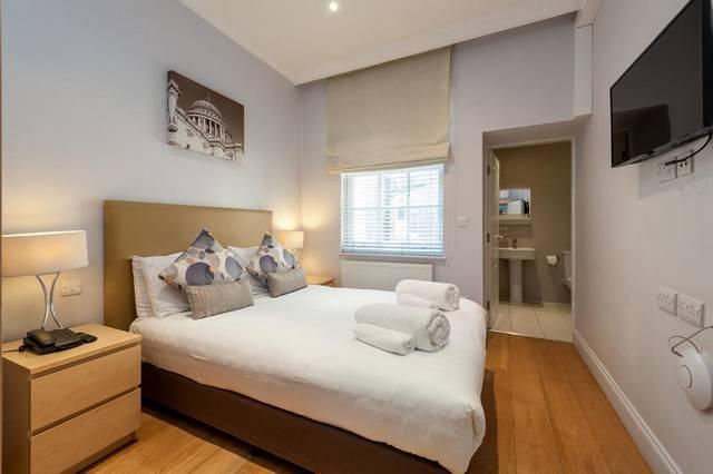 تُعد  شقق 12 لندن ستريت من أفضل شقق فندقيه في الهايد بارك لندن لكونها تتميز بموقع رائع
