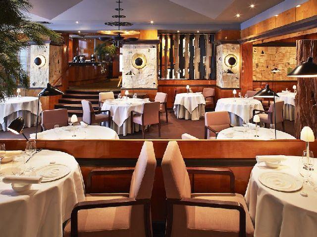مطعم فندق بالزاك اللذيذ والفاخر